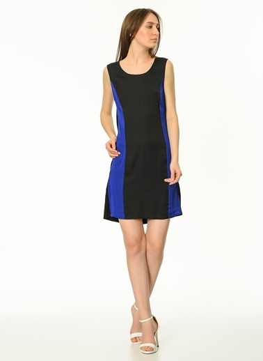 Sırt Dekolteli Mini Elbise-BcbgMaxAzria